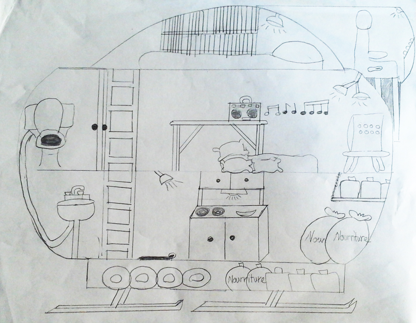 ma maison de r ve d hier aujourd hui en harmonie avec la terre. Black Bedroom Furniture Sets. Home Design Ideas