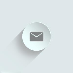 icône d'une enveloppe